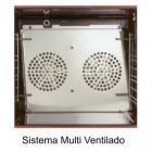Sistema multiventilado