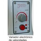 Variador electrónico.