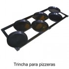 Trincha para pizzeras